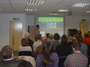 DSC00359 300x225 De vuelta de la sexta convención de tortugas de agua dulce. Londres, 3 y 4 de marzo de 2012