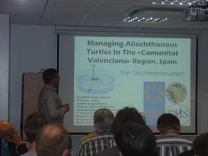 DSC00361 300x225 De vuelta de la sexta convención de tortugas de agua dulce. Londres, 3 y 4 de marzo de 2012