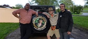 mark oshea nelo edgar II Jornadas de herpetos venenosos. Serpientes venenosas de Papua Nueva guinea. Mark OShea