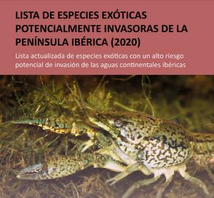 """Lista de especies potencialmente invasoras de la Península Ibérica 300x278 """"Las 272 especies invasoras que podrían causar estragos en la Península"""" de LIFE Invasaqua, una metalista pendiente de análisis de riesgos."""